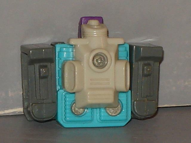 G1 G1 G1 TRANSFORMER POWERMASTER DREADWIND HI TEST LOT CLEANED 600cee