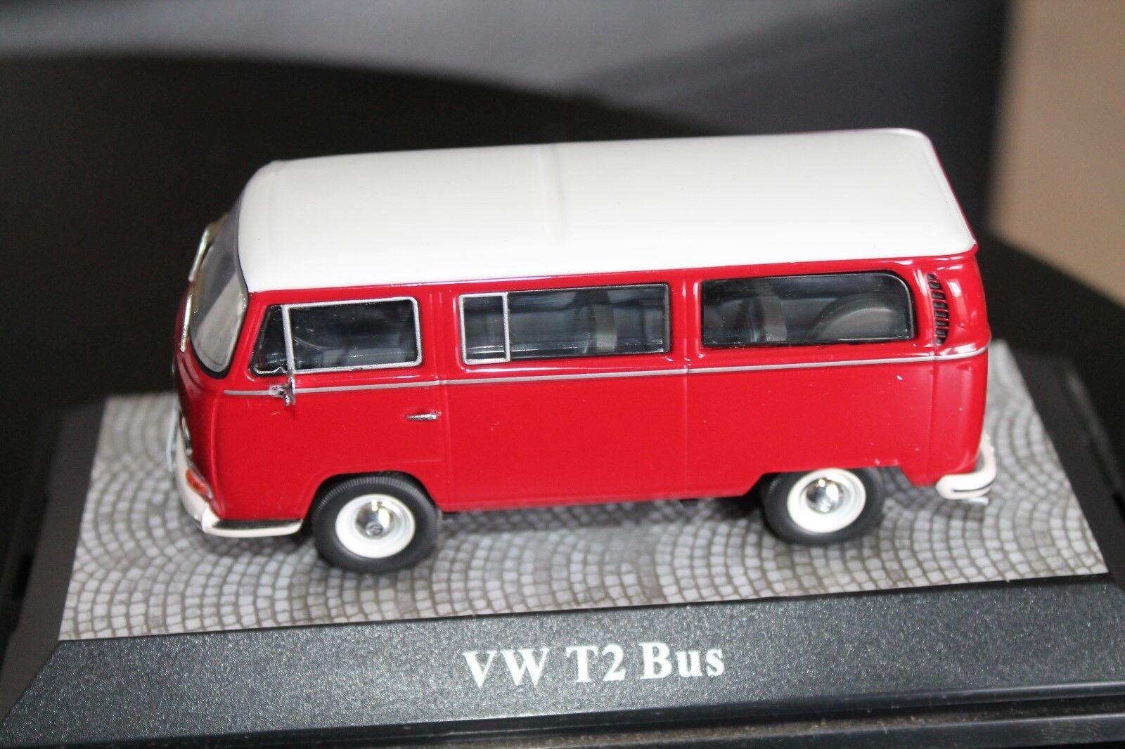 PREMIUM CLASSIXXS  VOLKSWAGEN T2 ( VW ) BUS  1 43  OVP   LIMITIERT