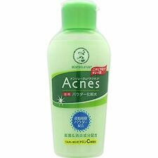 Rohto Mentholatum Acnes Medicated Powder Lotion 120ml Japan