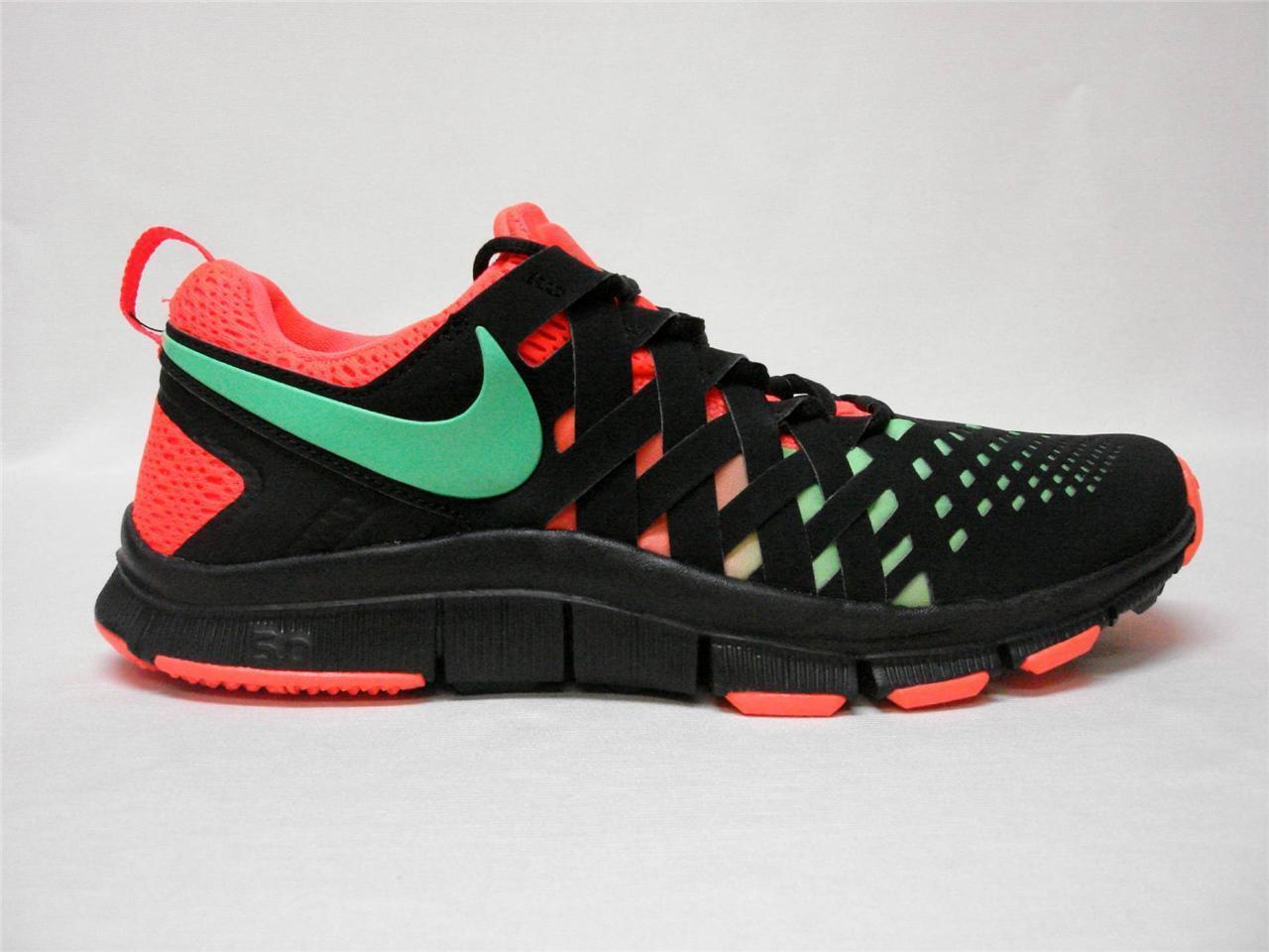 Neuf Dans Box Nike Libre Trainer 5.0 NRG chaussures hommes  10  Noir  Sweet looking