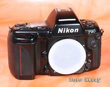 Nikon F90 analog SLR Kamera Gehäuse 4698
