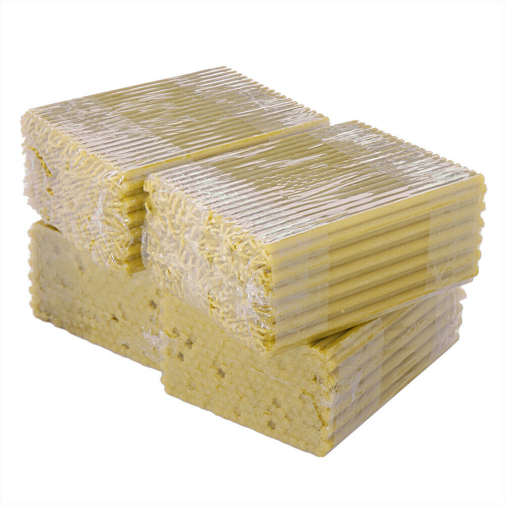 3,9kg (ca. 1000 St.) Kerzen 100% Bienenwachs premium Qualität Ritualkerzen 36295   Deutschland Store