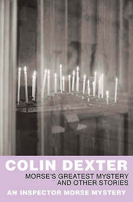 1 of 1 - Morse's Greatest Mystery and Other Stories (Inspector Morse),Dexter, Colin,Excel