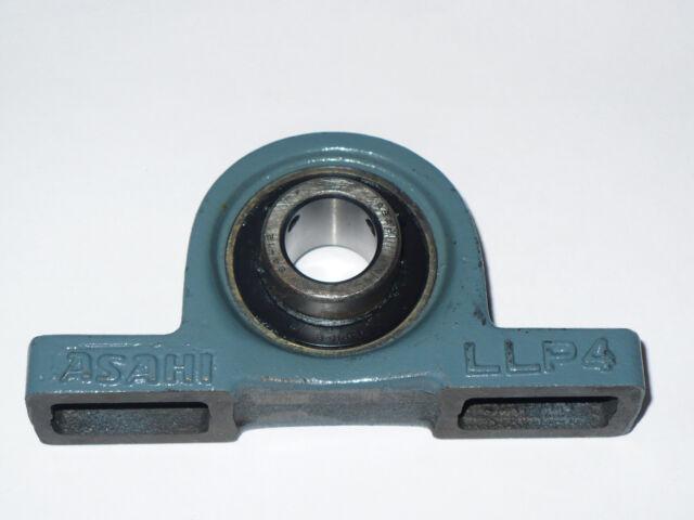 """1-3//4/"""" Pillow Block Bearing,UCP209-28 Bearing Unit With Solid Foot Pcs 2 2V41"""