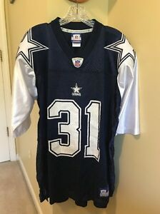 Image is loading ROY-WILLIAMS-DALLAS-COWBOYS-JERSEY-SIZE-L-31- 2539cf8e6