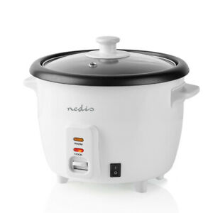 Electric Rice Cooker, 1.0l, 400W 1 litre Ricecooker