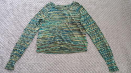 Small esaurito 749100711439 leggero Bcbg Melange Maglione Multicolor Adalyn Summer S Beach TffHz0qwg