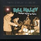 Daddy Rock 'N' Roll by Bill Haley (CD, Mar-2008, 2 Discs, Primo Records)