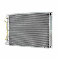 2682 Full Aluminum Radiator For Toyota Sienna Le Ce Limited Xle V6 3.3l 2004-06