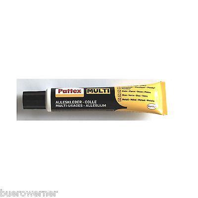 (10,00€/100g) Pattex Multi 20g Alleskleber Ideal für Fimo
