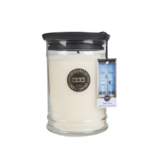 Bridgewater Candle Große Duftkerze im Glas Large Jar Blue Door 145 STD