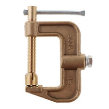 Heavy Duty Copper Welding Earth Clamping for Welder Machine Welder Ground Clamp C-Style