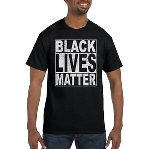 Black Lives Matter Black T shirt | eBay