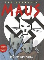 The Complete Maus, By Art Spiegelman, (hardcover), New, Free Shipping on Sale