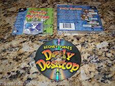 Looney Tunes Daily Desktop (PC) Game Program