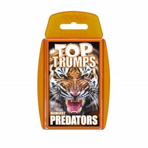 Top emporte sur-Deadliest Predators