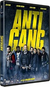 DVD Antigang Benjamin Rocher Occasion
