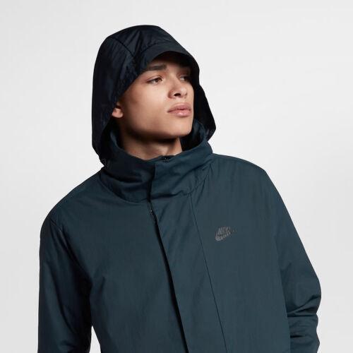 Blue Nike Sportswear Air Max Men/'s Woven Jacket Black