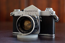 Yashica J Camera with Yashinon 5cm (50mm) F2 lens - M42, Sony, Fuji (AS-IS)