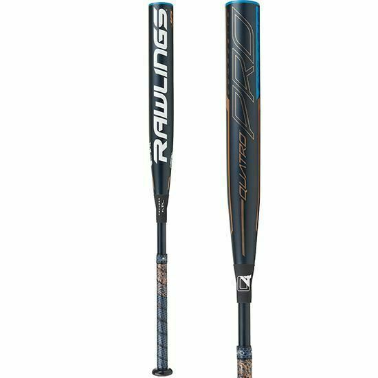 Rawlings Quatro Pro 2020 (-10) final Cochegado Fastpitch Softball Bat  fppe 10