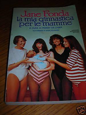 La Mia Ginnastica Per Le Mamme Jane Fonda Lb22