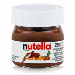 NUTELLA-MINI-DA-25-GR-FERRERO-CIOCCOLATA-CREMA-DI-NOCCIOLE-SPALMABILE-PICCOLA