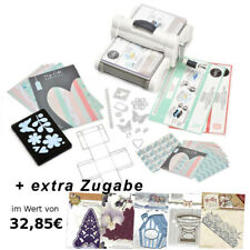 Sizzix Big Shot Plus (DIN A4) Starter Kit Stanz- und Prägemaschine Edition S