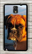 DOG BOXER BREED HEAD CLOSE UP #2 CASE COVER FOR SAMSUNG GALAXY NOTE 3 -huj6Z