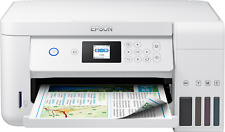 Epson EcoTank ET 2756 3in1 Drucker Kopierer Scanner Display Micro Piez WiFi weiß