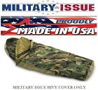 Military Issue Sleeping Bag Bivy Cover For MSS (Excellent Condition!)