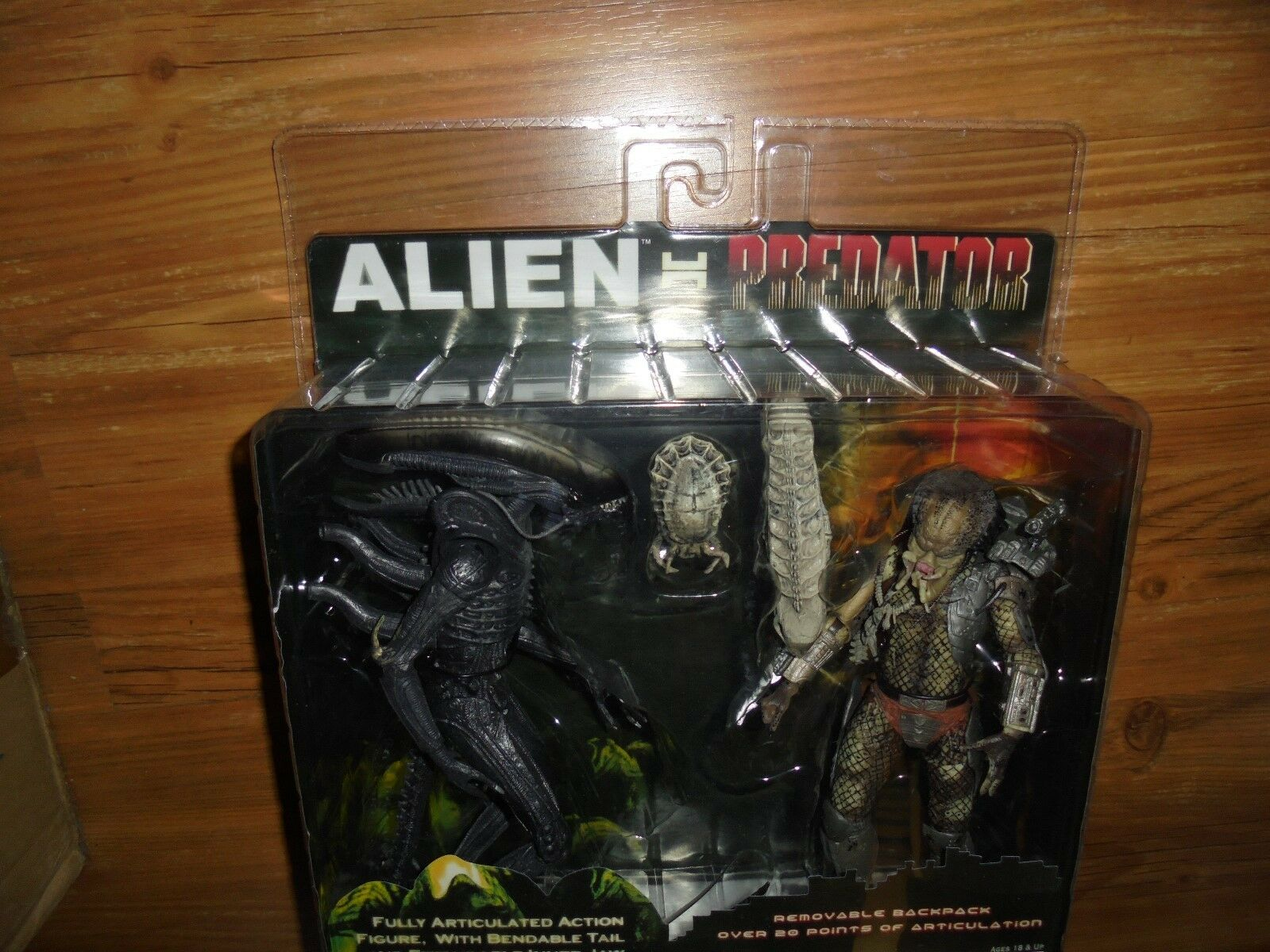 Alien Predator  ALIEN & PREDATOR  Action figure Set NECA 2010