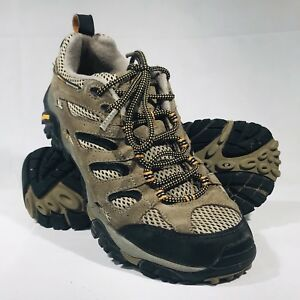 af2a225b64e1 Image is loading Merrell-Continuum-Vibram-Mens-Waterproof-Hiking-Shoes-In-