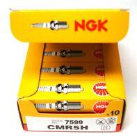 NGK CMR5H 4 PACK Spark Plug Fits Stihl FS90 FS100 FS110 BR550 BR600 BR500 3365