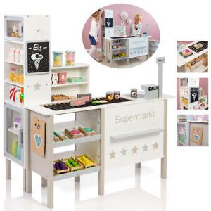Supermarché Alnus 5 étoiles Deluxe (blanc-gris-beige)