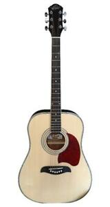 Christmas Gift ! Acoustic Guitar 41 inch full size OSCAR SCHMIDT OG2NAT Natural Dreadnought Body Canada Preview