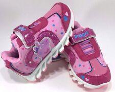 Peppa Pig Heart Light-Up Sneakers (5, Pink)