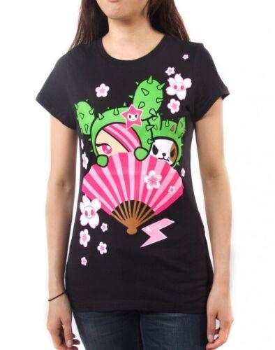 NEW Official License Tokidoki Super Fan Women/'s Tee T-shirt WBTE06167 US Seller