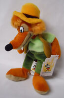 Walt Disney World Song Of The South Brer Fox Mini Bean Bag-beanie