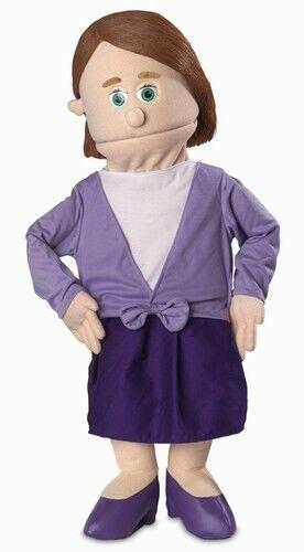 Silly Puppets Sarah Sarah Sarah (Caucasian) 30 inch Professional Puppet 0ec06d