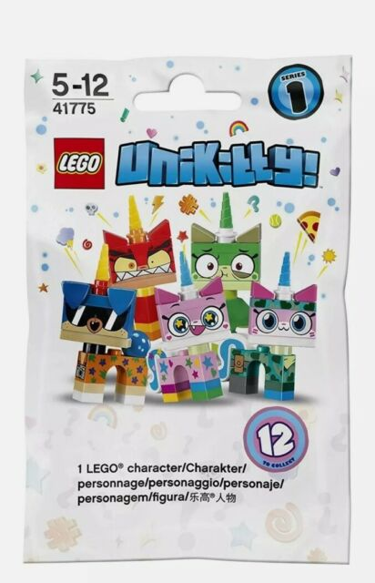 NEW LEGO UNIKITTY! - COLLECTIBLES SERIES 1 BLIND BAG 41775