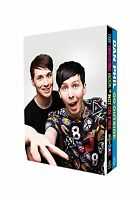 Dan And Phil Boxed Set Free Shipping