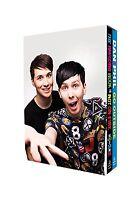 Dan And Phil Boxed Set Free Shipping