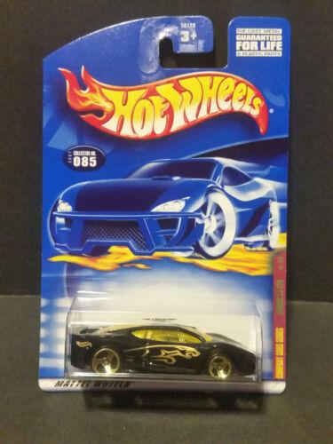 2001 Hot Wheels #85 Company Cars 1//4 Jaguar XJ220 50123