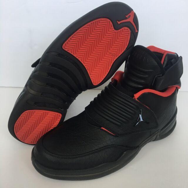 Nike AIR JORDAN Generation 23 HOH Mens Size 11 Black Red Basketball Shoes