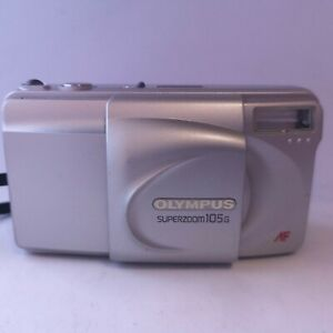 OLYMPUS-Superzoom-105G-35mm-film-point-and-shoot-compact-camera-photo