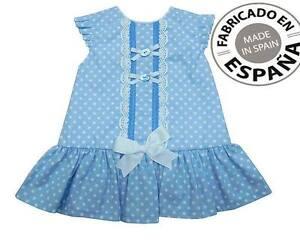 Baby-Girls-Blue-Spanish-Dress