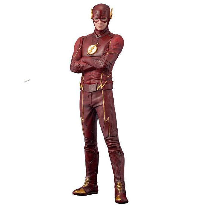 DC COMICS - Flash TV Series Ver. ArtFX+ 1 10 Pvc Figura Kotobukiya