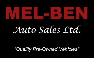 Mel-Ben Auto Sales Limited