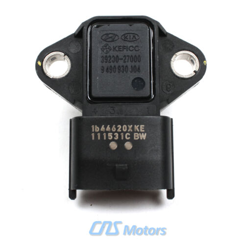 GENUINE Boost Sensor Fits 10-12 Hyundai Genesis Coupe Turbo 2.0L OEM 39200-27000