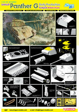 1/35 Dragon Panther G Early Production Pz.Rgt.26 Italian Front #6267